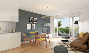 Appartement 3pièces 66m² Gentilly