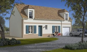 Maison neuve 5pièces 90m² Villers-en-Arthies