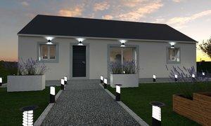 Maison neuve 6pièces 100m² Guignes