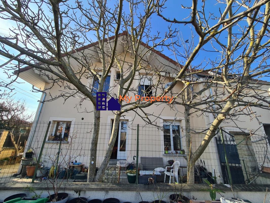 Maison a vendre houilles - 4 pièce(s) - 86 m2 - Surfyn
