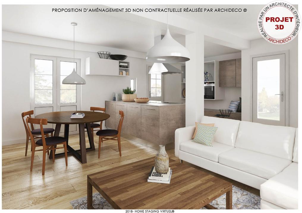 Maison 5pièces 96m² à Saint-Pierre-des-Corps