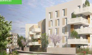 Appartement 2pièces 45m² Brignais