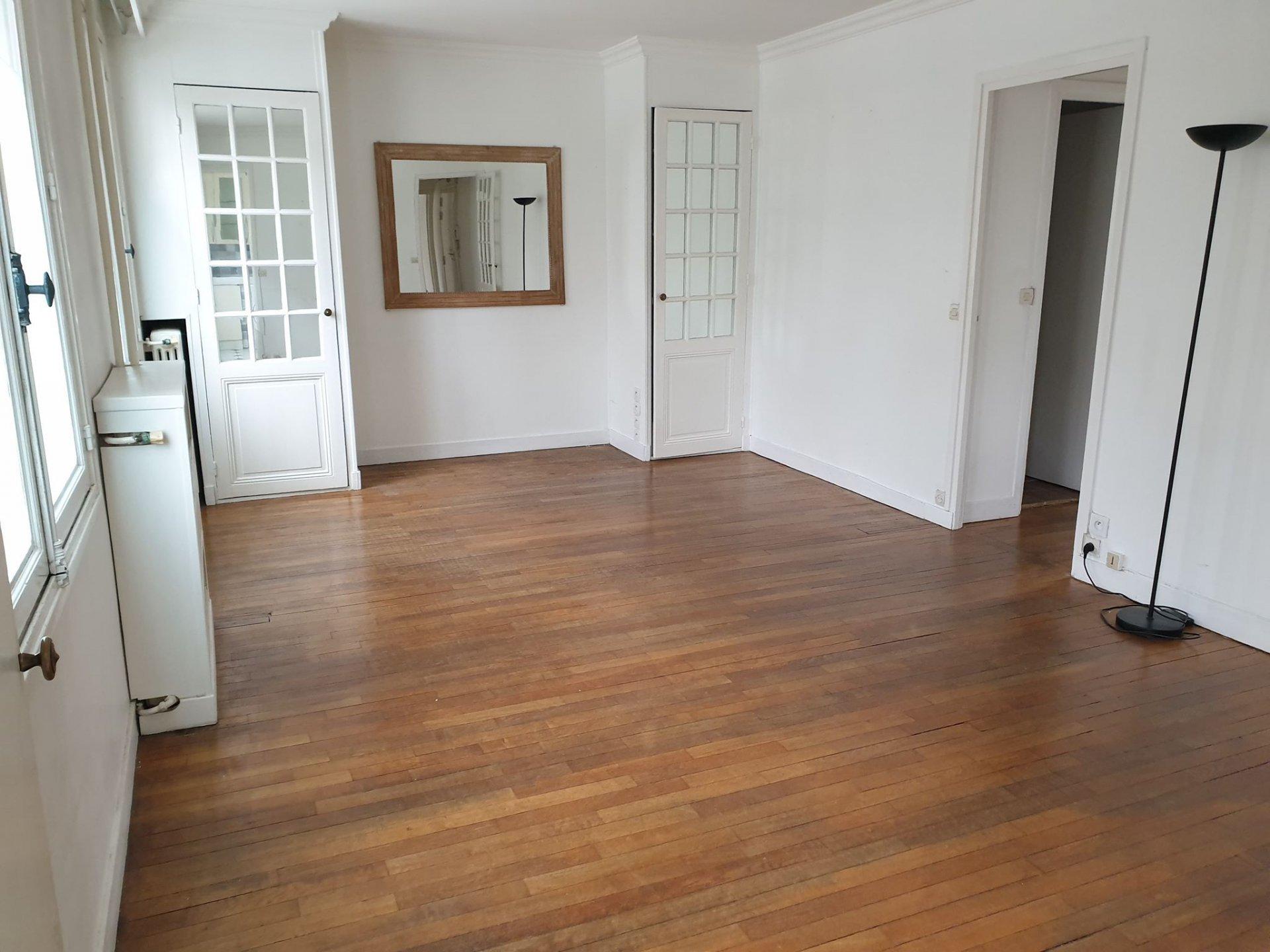 Appartement 3pièces 58m² Boulogne-Billancourt