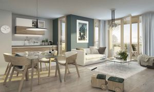 Appartement 3pièces 64m² Montfermeil