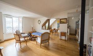 Appartement 3pièces 83m² Paris 2e