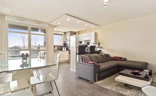 Achat appartement 3 pièces 65 m² ramonville saint agne 187 000 €