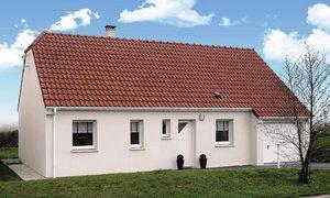 Maison neuve 6pièces 120m² Ostricourt
