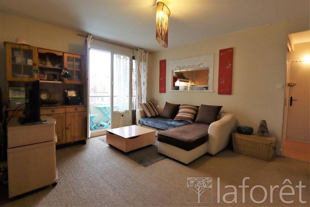 Appartement Dijon 4 pièce(s) 64.34 m2