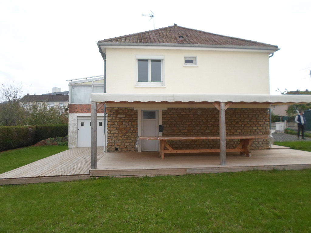 Maison A Louer Souvigne Sur Sarthe 72300