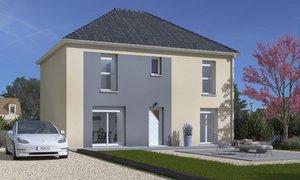 Maison neuve 7pièces 124m² La Ferté-Alais