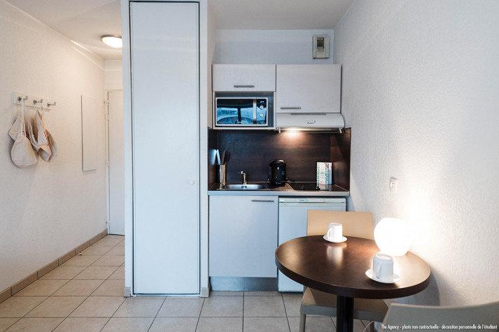 Genial Location Appartement Meublé 2 Pièces 36 M²