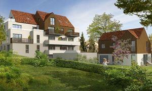 Appartement 3pièces 62m² Illkirch-Graffenstaden