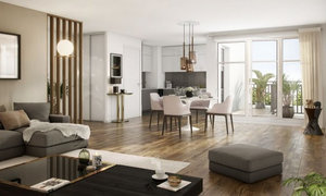 Appartement 4pièces 84m² Argenteuil