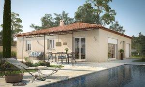 Maison neuve 4pièces 98m² Istres