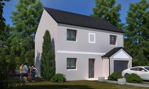Maison neuve 5pièces 86m² Égly