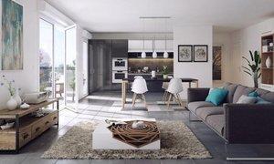 Appartement 4pièces 80m² Les Pavillons-sous-Bois