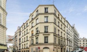 Appartement 1pièce 9m² Paris 18e