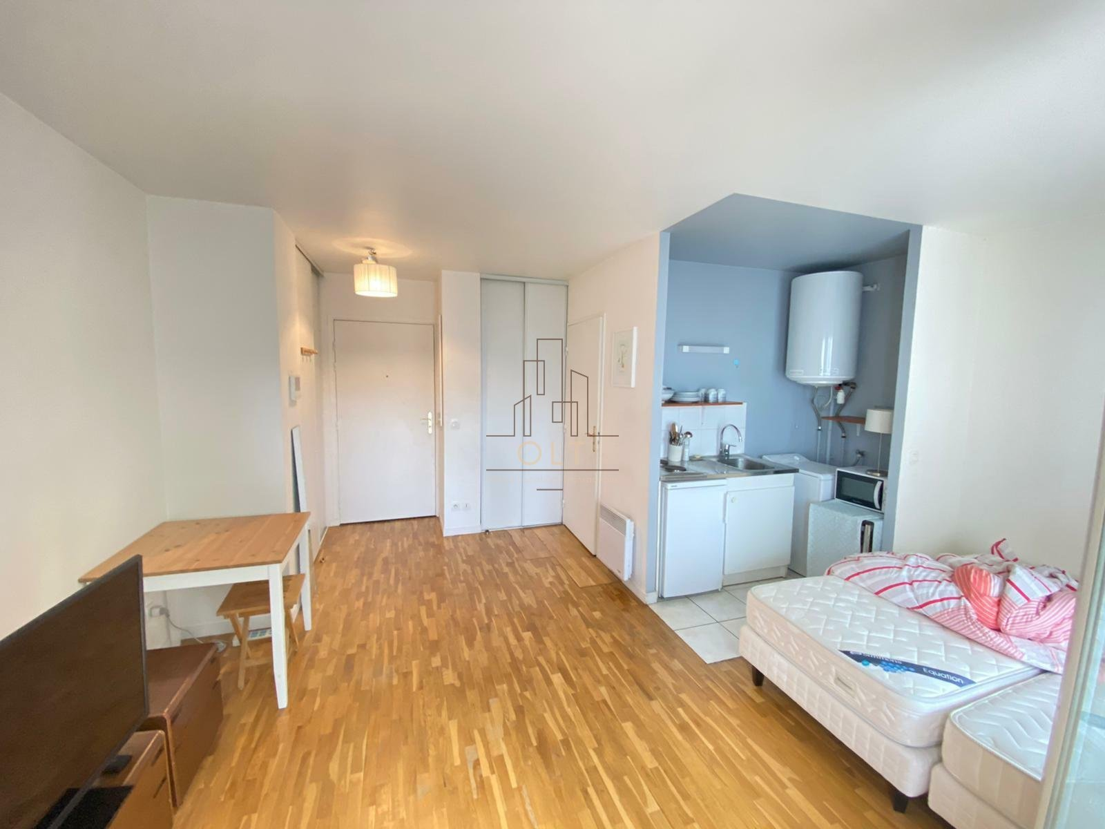 Appartement a louer puteaux - 1 pièce(s) - 22.57 m2 - Surfyn