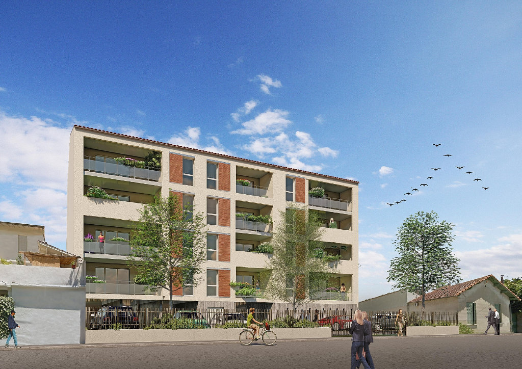 Appartement Avignon 3 pièces 58 m² - 195 000 Euros -