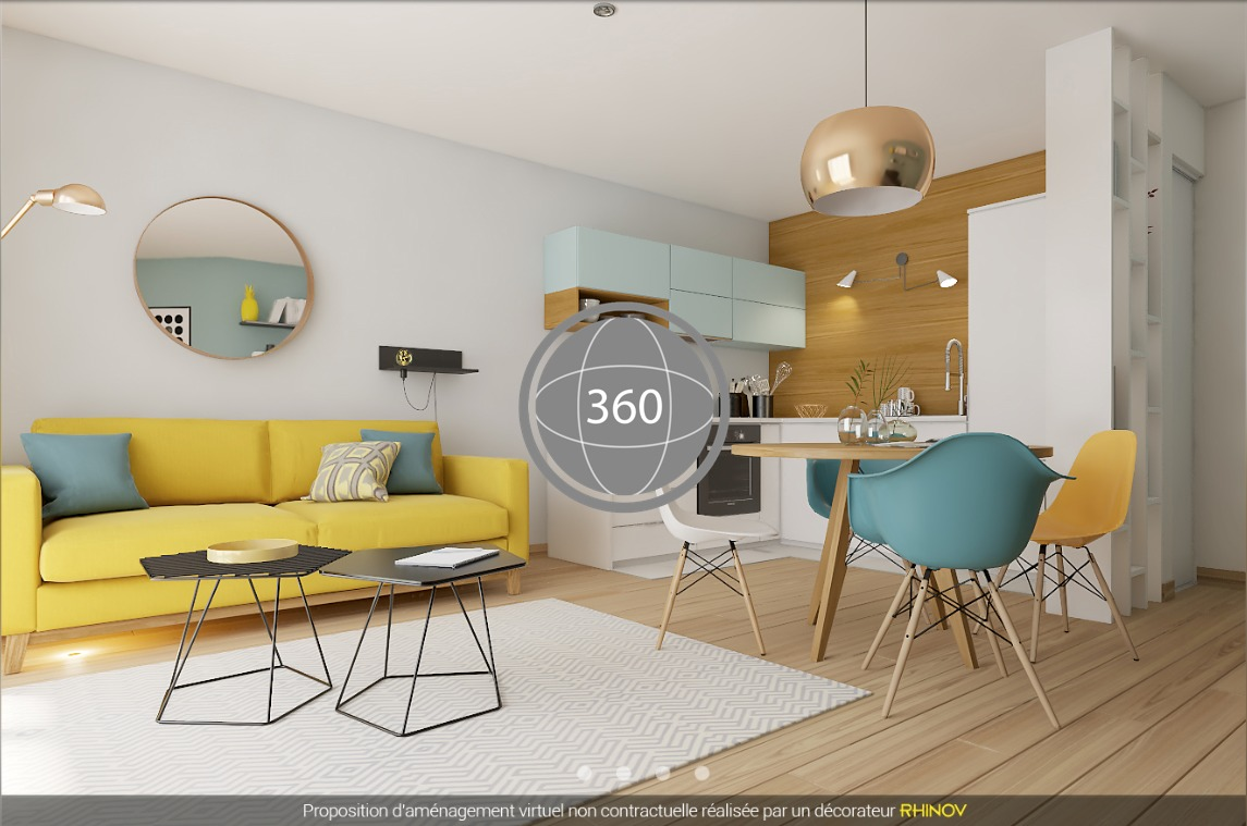 Le Home Staging 3d Simplifi Avec Rhinov