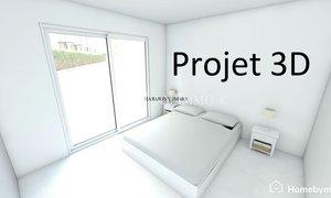Appartement 2pièces 46m² Ajaccio