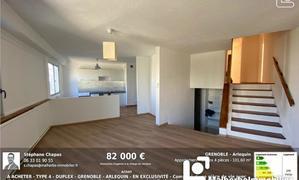 Appartement 4pièces 101m² Grenoble