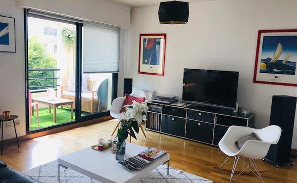 Achat Appartement Nantes Canclaux Mellinet 44000 Appartement A Vendre Bien Ici