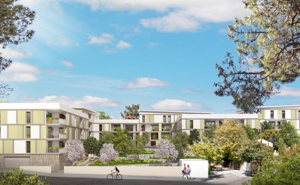 Programme immobilier r sidence patio aubagne 31 biens for Aide achat immobilier neuf