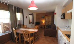 Appartement 1pièce 26m² Flumet