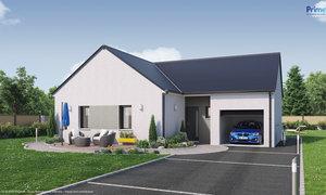 Maison neuve 3pièces 74m² Saint-Dyé-sur-Loire