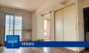 Appartement 1pièce 27m² Saint-Cyprien
