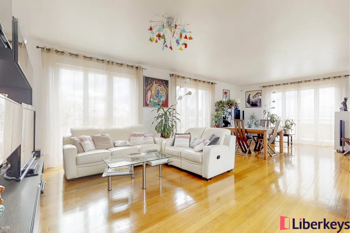 Appartement 4pièces 118m² Lyon 8e