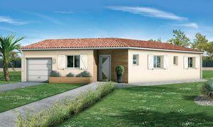 Maison neuve 4pièces 85m² Cambounet-sur-le-Sor