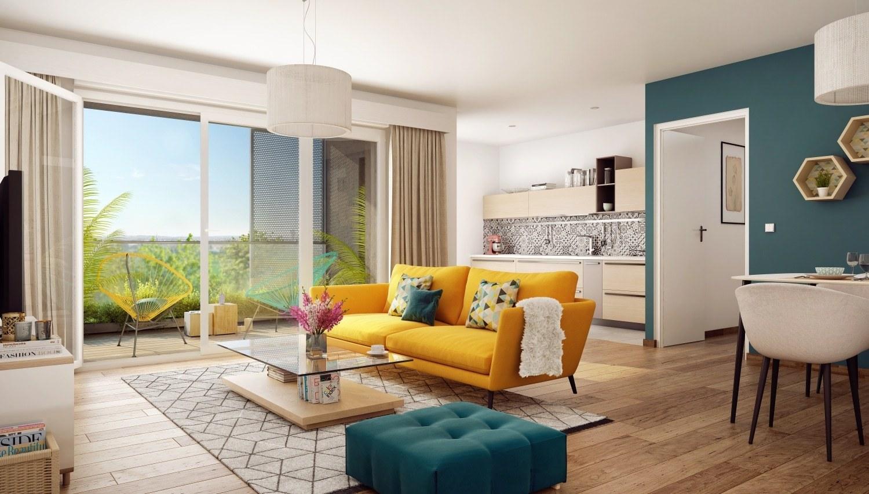 Programme immobilier livia à dijon biens neufs à