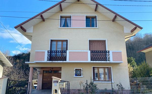Maison A Vendre Chambery Centre Ville 73000 Achat Maison Bien Ici