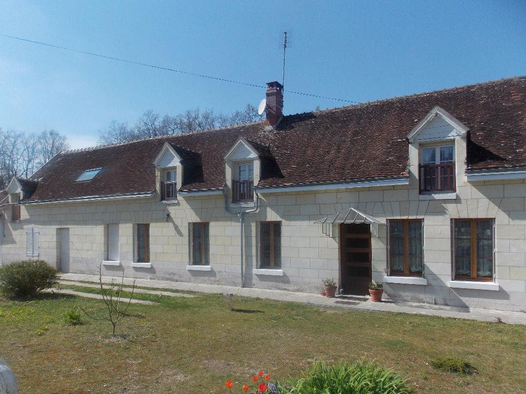 Maison 10pièces 229m² Noyers-sur-Cher