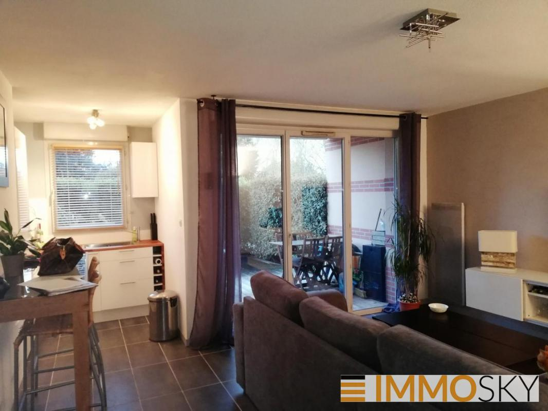 Appartement 2pièces 42m² Toulouse