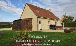 Maison 6pièces 92m² Bayeux