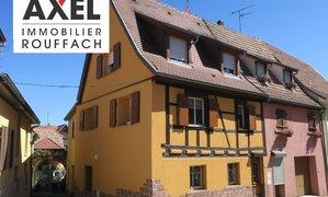 Maison 6pièces 150m² Rouffach