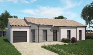 Maison neuve 4pièces 88m² Mignaloux-Beauvoir