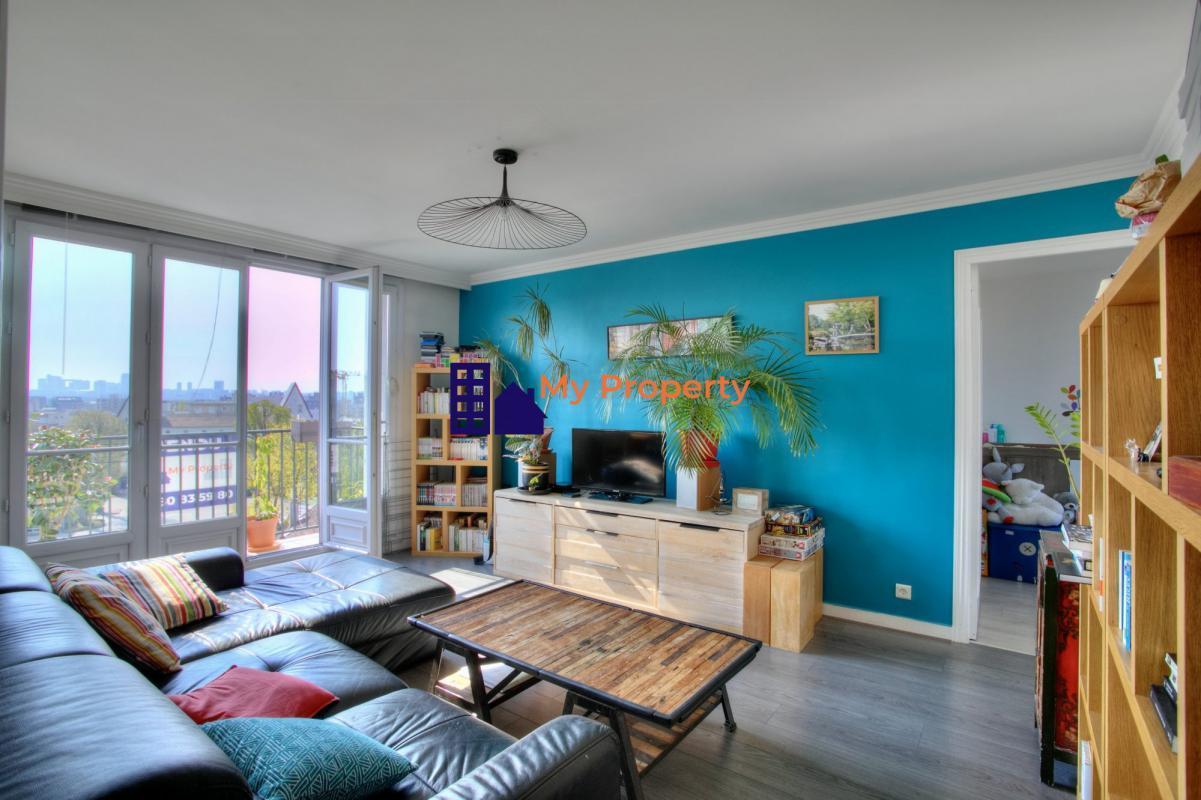 Appartement a vendre houilles - 4 pièce(s) - 71 m2 - Surfyn