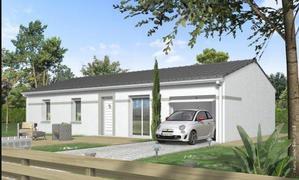 Maison neuve 4pièces 85m² La Coucourde