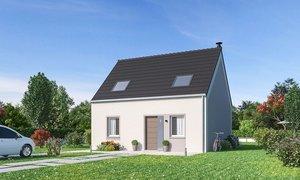 Maison neuve 4pièces 87m² Hazebrouck