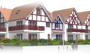 Appartement 2pièces 55m² Wimereux