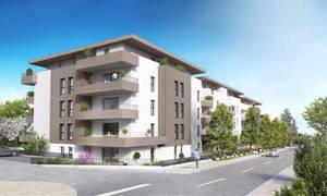 La Roche centre (3à4pièces, 60à75m²) La Roche-sur-Foron