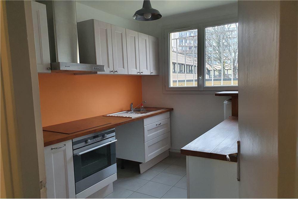 Appartement a louer nanterre - 3 pièce(s) - 51 m2 - Surfyn