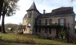 Maison 11pièces 200m² Villefranche-du-Périgord