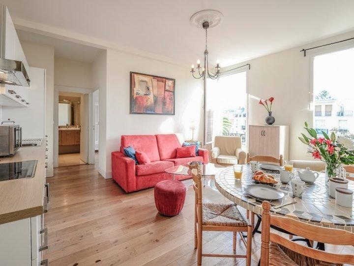 Appartement 3 pieces dernier étage - Nice Hyper Centre