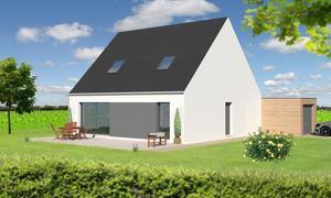 Maison 4pièces 130m² Maisnil-lès-Ruitz