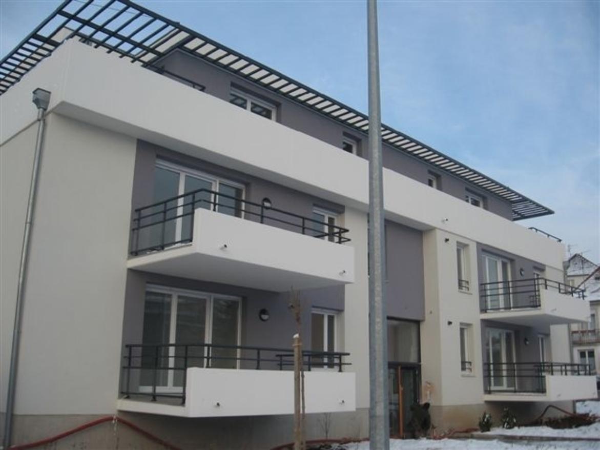 Appartement 2pièces 45m² Haguenau